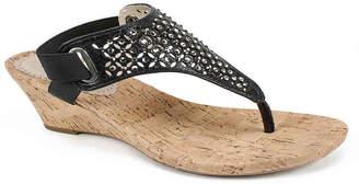 White Mountain Arnette Wedge Sandal - Women's