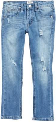 Hudson Jude Slim Leg 5-Pocket Jeans (Toddler & Little Boys)