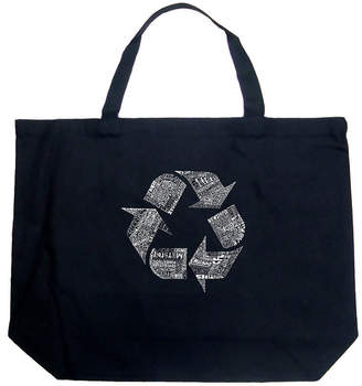 LOS ANGELES POP ART Los Angeles Pop Art 86 Recyclable Products Tote