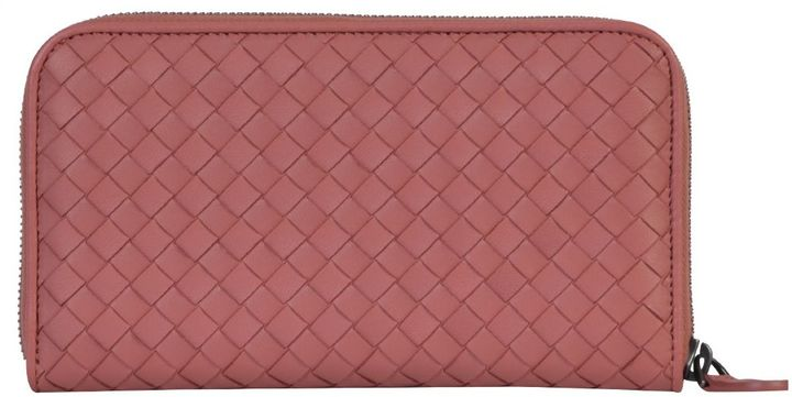 Bottega Veneta Bottega Veneta Zip Around Wallet