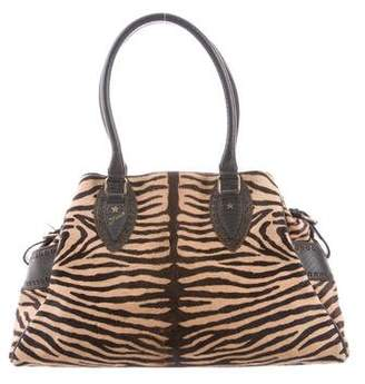 3ddf0bed76c ... uk pre owned at therealreal fendi ponyhair bag du jour 86a3c 00922 ...