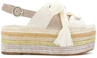 Chloé Qai flatform sandals