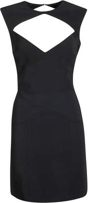 DSQUARED2 Front Cut-out Tube Dress