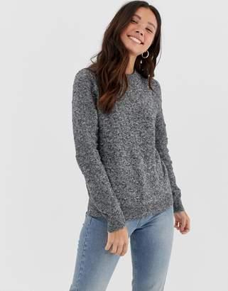 JDY Dotta pom pom knit jumper