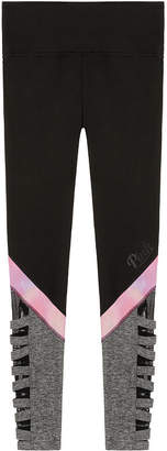 PINK Ultimate High Waist Strappy Legging with Mesh