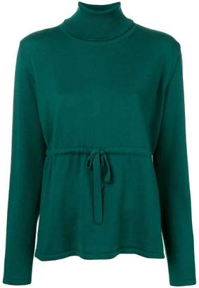 Societe Anonyme tutle neck knitted top