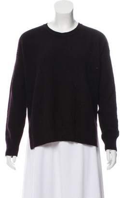 Vince Yak Blend Long Sleeve Sweater