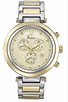 Freelook Two Tone Watch