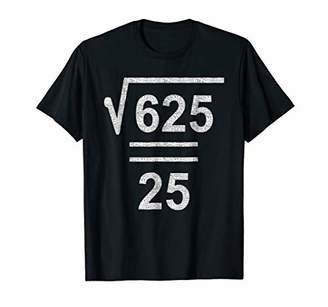 1993 Square Root of 625