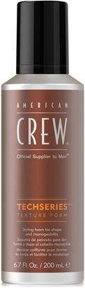 American Crew (アメリカン クルー) - American Crew Techseries Texture Foam, 6.7-oz, from Purebeauty Salon & Spa