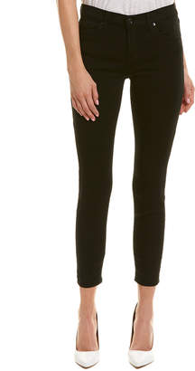 7 For All Mankind Seven 7 Gwenevere Night Black Ankle Cut