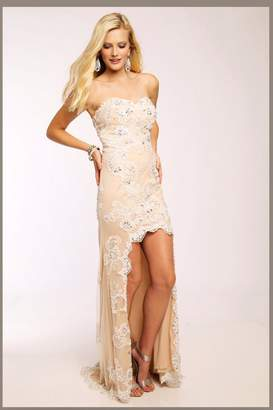 Jovani Hi Low Gown
