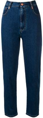 See by Chloe high rise jeans