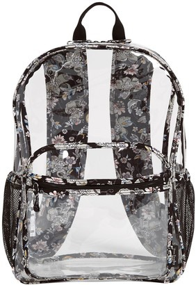 Vera Bradley Clearly Colorful Large Backpack