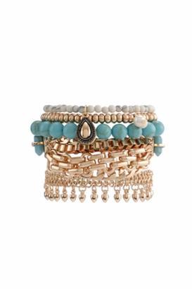 Samantha Wills Midnight Prism Grand Bracelet $171 thestylecure.com