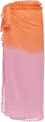 Matta Dupatta Ombré Cotton And Silk Shawl