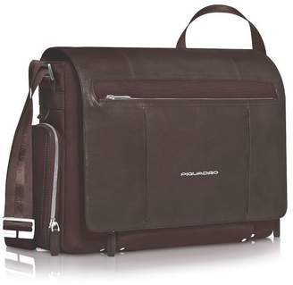Piquadro Link - 15'' Laptop Messenger Bag