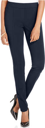 Style & Co Ponte Leggings, Only at Macy's $42.50 thestylecure.com