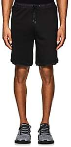 Barneys New York Men's Tech-Jersey Athletic Shorts-Black