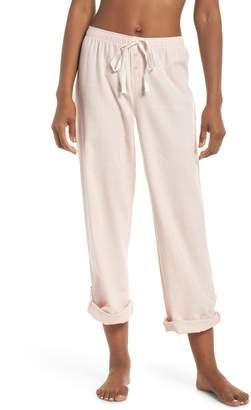 Papinelle Cubic Pink Pajama Pants