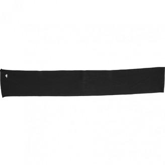 Christian Dior Black Wool Scarves & pocket squares