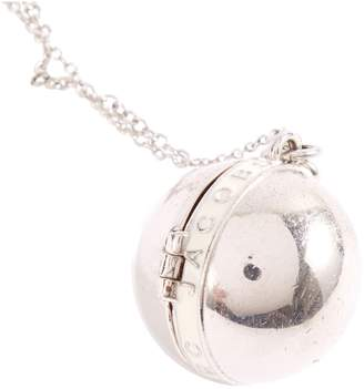 Marc by Marc Jacobs Silver Metal Necklace