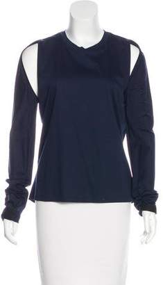 Dion Lee Cutout Long Sleeve Top w/ Tags