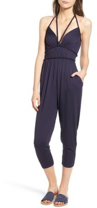 Women's Ella Moss Bella Jumpsuit $178 thestylecure.com