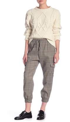 Dress Forum Plaid Jogger Pants