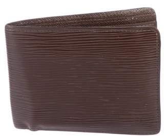 Louis Vuitton Epi Multiple Wallet