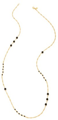 Women's Gorjana Sol Semiprecious Station Necklace $95 thestylecure.com