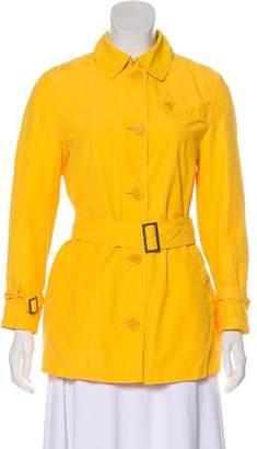 Burberry Josi Long Sleeve Jacket