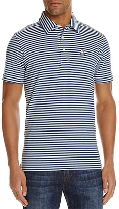 Psycho Bunny Striped Regular Fit Polo Shirt $95 thestylecure.com