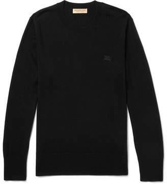 Burberry Cashmere Sweater - Black