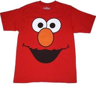 Bioworld Sesame Street Elmo Face T-Shirt | M