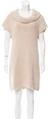 Malo Cashmere Sweater Dress