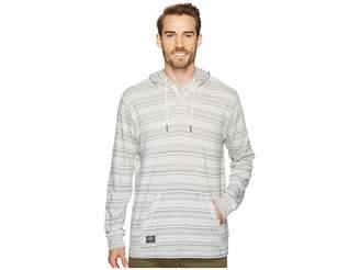 Quiksilver Waterman Sanberm Scope Long Sleeve Pullover Men's T Shirt