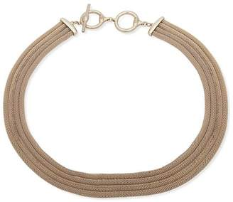 Ralph Lauren Multi Row Necklace, 17""