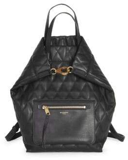 Givenchy Quilted Convertible Backpack