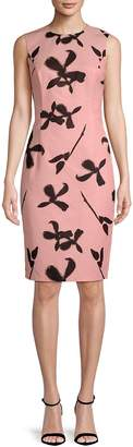 Sachin + Babi Women's Anna Floral Sheath Dress