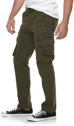 X-Ray X Ray Men's Belted Cargo Pants