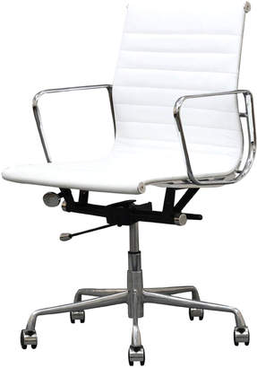 Manhattan Comfort Ellwood Mid-Back Adjustable Office Chair