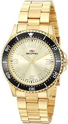 Seapro Women's SP5413 Tideway Analog Display Quartz Watch