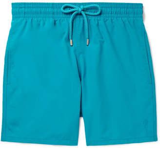Vilebrequin Moorea Mid-Length Water-Reactive Swim Shorts