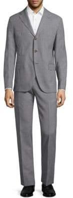 Eleventy Regular-Fit Wool Suit