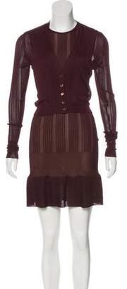 Alaia Vintage Dress Set