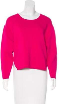 J Brand High-Low Knit Sweater