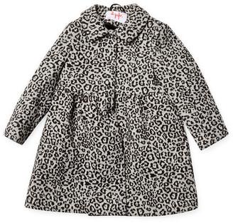 5d5432af4 Kids Leopard Coat - ShopStyle
