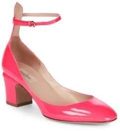 Valentino Ballerina Block Heels