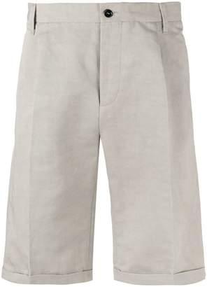 Piombo Mp Massimo classic chino shorts